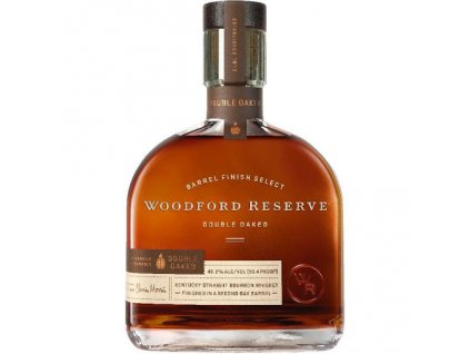 woodford reserve double oak
