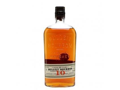 bulleit bourbon 10 yo 456 07l