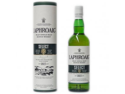 laphroaig select gb 700ml 40 vol.