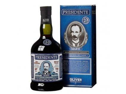 vyr 8561 olivers presidente marti 23 yo rum