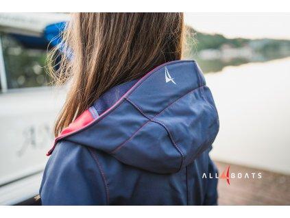 Dámský softshellový kabát Sailor
