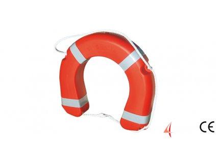 Certifikovaná záchranná podkova