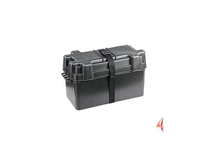 Plastový box na baterie