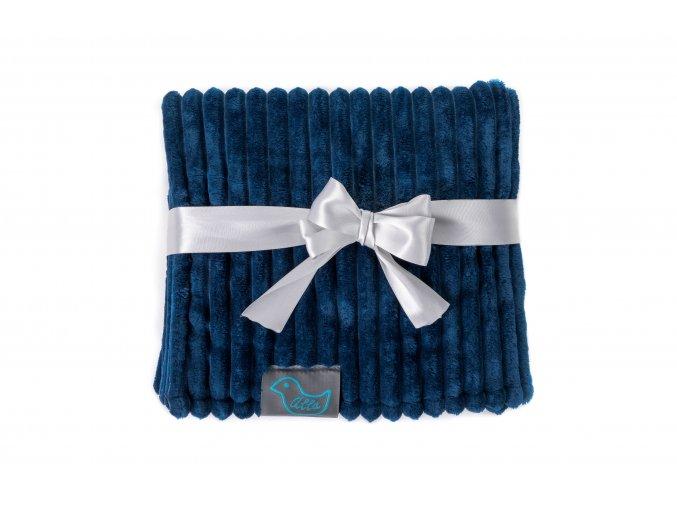 Modrá deka