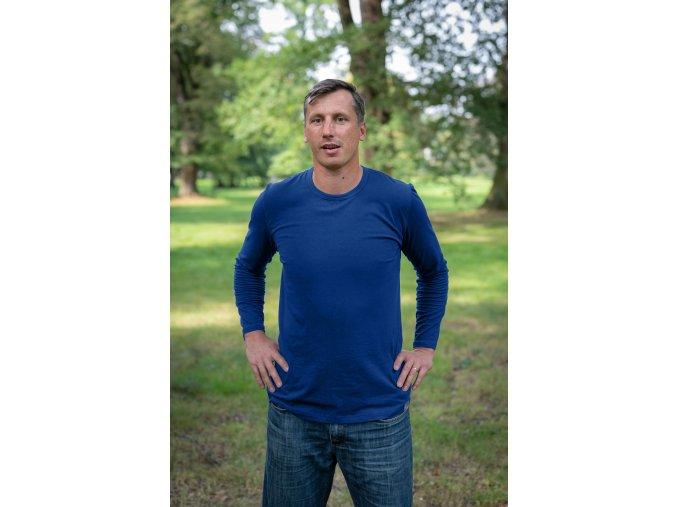 Pánské triko na přání dlouhý rukáv