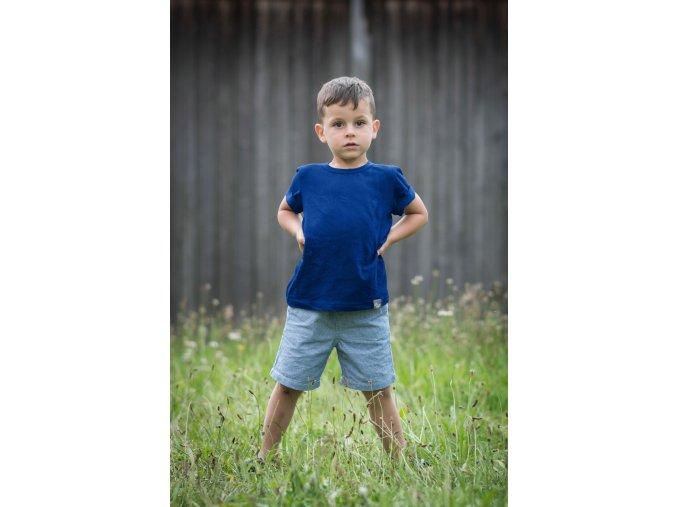 Dětské tričko na přání krátký rukáv