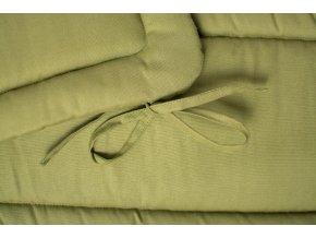 CESKA SITOVKA pruzna bavlna ruzova svetla rozbalena 3000