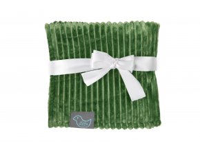 Zelená deka lesní