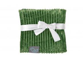 zelená deka