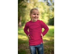 Dětské tričko na přání dlouhý rukáv