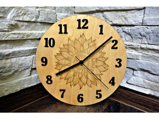 hodiny slunečnice2