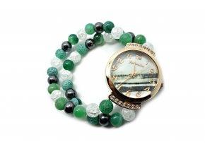 Lima hodinky z minerálů
