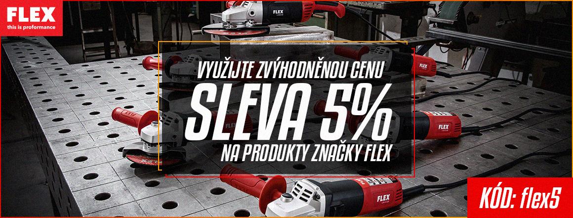 Flex sleva 5%