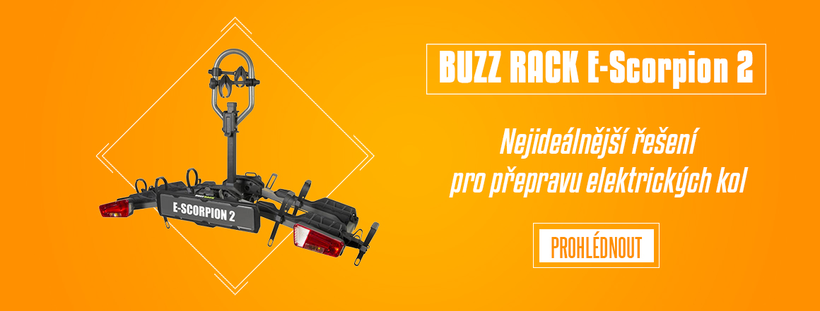 Nosič BuzzRack E-Scorpion 2 na elektrokola