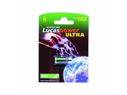 Alkalická baterie LR1 (1ks)