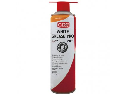 CRC WHITE GREASE PRO - mazivo - 500 ml
