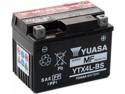 Motobaterie 12V - gelová s AGM ventilem