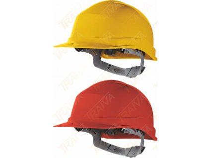 Ochranná pracovní přilba ZIRCON 1 - ČERVENÁ