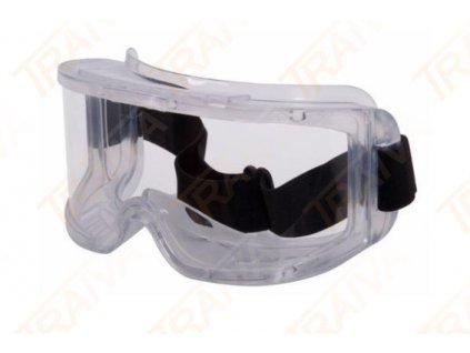 Ochranné brýle CXS Jaguar - čirý zorník