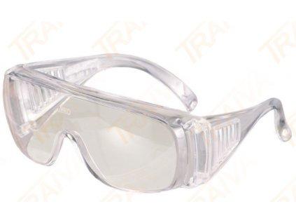 Ochranné brýle CXS Visitor - čirý zorník