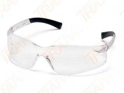 Ochranné brýle ZTEK ES2510ST čirý zorník s úpravou H2X