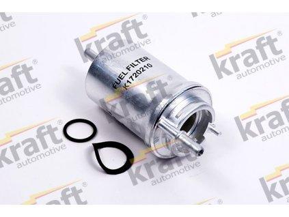 Palivový filtr Kraft 1720210 bez regulátoru tlaku