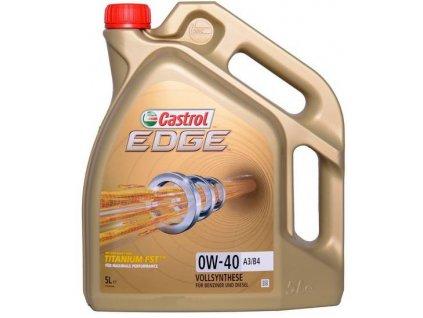 Edge 0W-40 A3/B4