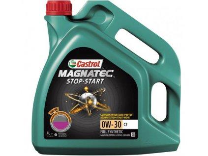 Magnatec Stop-Start C2 0W-30