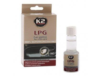 K2 LPG - Anti-recesní přísada pro automobily LPG 50 ml