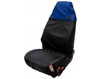 COMPASS Potah ochranný na přední sedadlo omyvatelný