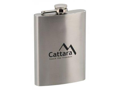 Placatka Cattara stříbrná 235 ml