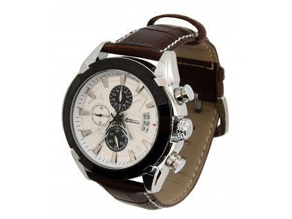 Cattara CHRONO WHITE Compass
