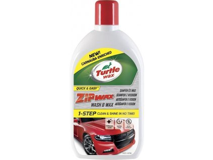 Turtle Wax Zip Wax Shampoo 1 l