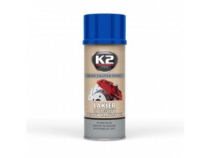 K2 BRAKE CALIPER PAINT Barva na brzdové třmeny - modrá L346NI 400 ml