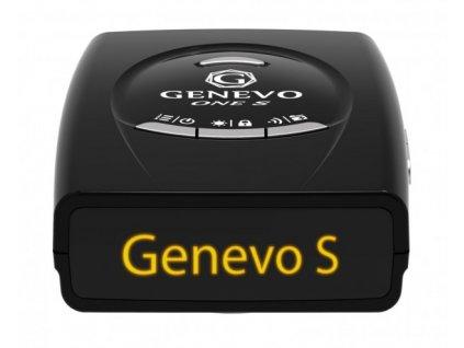 Přenosný antiradar Genevo One S, EU databáze, doživotní aktualizace