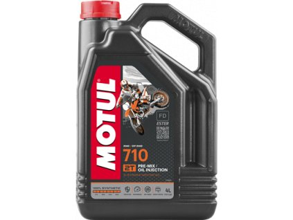 Motorový olej (710 2T) 4l