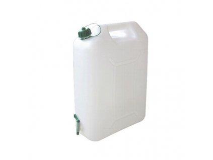 Kanystr na vodu 10L s výpustným kohoutkem