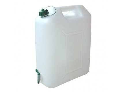 Kanystr na vodu 20L s vypustným kohoutkem
