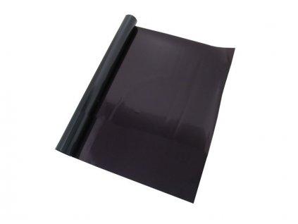 Folie na sklo 75x300cm DARK BLACK 15%