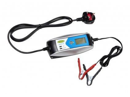 Chytrá nabíječka automoto baterií