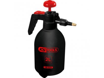 Rozprašovač s tlakovým čerpadlem 2l - KS TOOLS