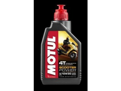 Motul Scooter Power 4T 10W-30 1 l