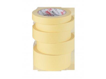 APP maskovací páska 18mm do 60 st. C