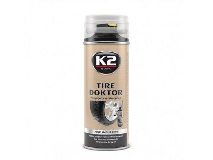K2 TIRE DOCTOR oprava pneu B310 400 ml