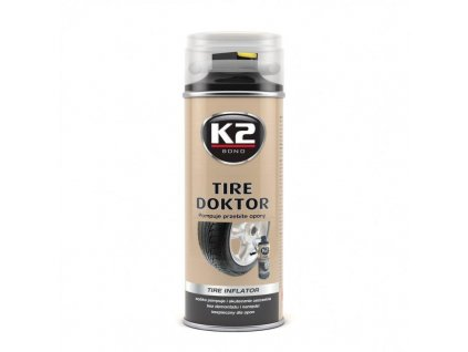 K2 TIRE DOCTOR oprava pneu B310 400 ml