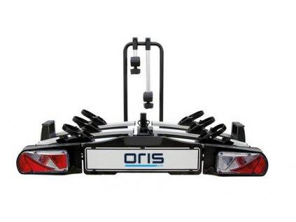 Nosič jízdních kol na tažné zařízení pro 3 kola