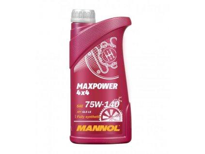 Mannol Maxpower 4x4 75W-140 1 l