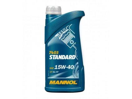 Mannol Standard 15W-40 1 l