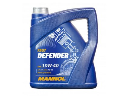 Mannol Defender 10W-40 5 l