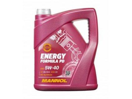 Mannol Energy Formula PD 5W-40 5 l